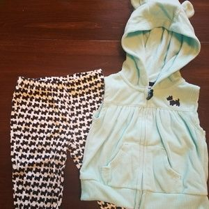 Carter's matching set